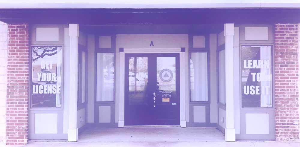 The Real Estate Business School of Salado building location