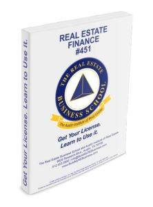 Real Estate Finance 451